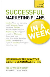 Successful Marketing Plans in a Week