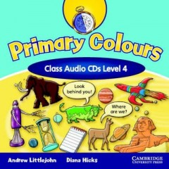 Primary Colours Level 4 Class Audio CDs (2) for Kazakhstan