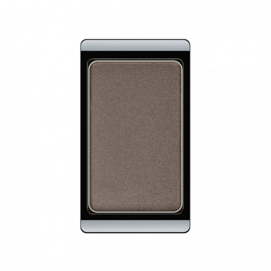 Тени для век «Glamour», оттенок 517 Matt Chocolate Brown