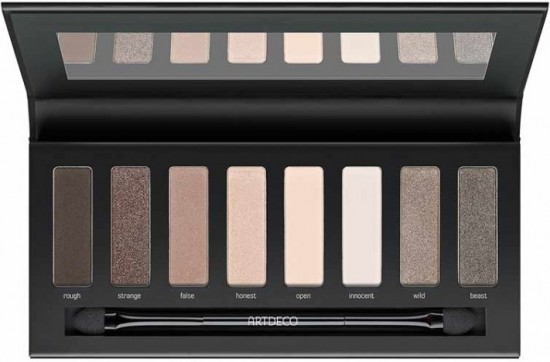 Тени для век «Most Wanted Eyeshadow Palette», оттенок 06 Nude
